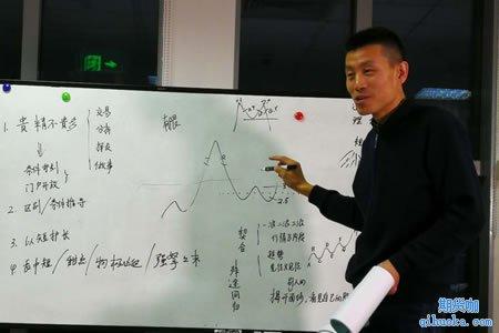李国宾老师授课现场图2