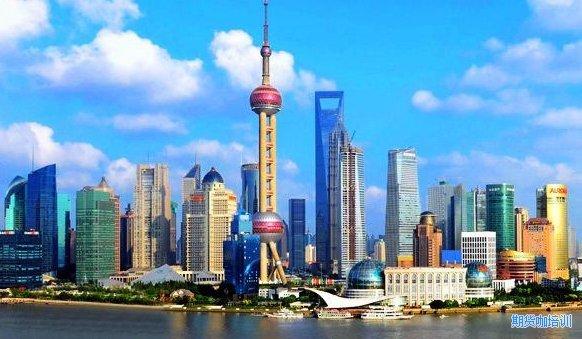 上海下辖的期货培训区域